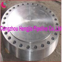 Raised face (RF) flanges