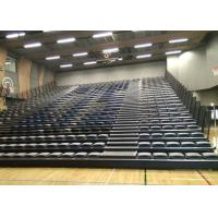 Telescopic Movable Auditorium Seating Padded Seating For School / University