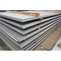 Wholesale 430 Stainless Steel Sheet / Magnetic Hot Rolled Steel Plate For Chemical Industry from china suppliers