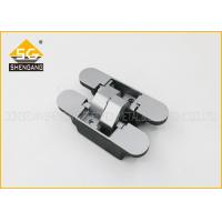 China Adjustable Concealed Hinge For Modern And Designed Flush Doors wholesale