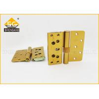 China High Performance Wood / Flat Door Steel Butt Demountable Hinges Hardware wholesale