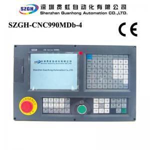 China 4 Axis 300m/min support USB PLC program  1um precision CNC Milling Machine Controller wholesale