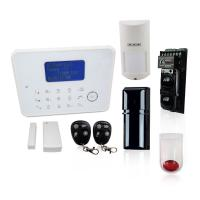 Wholesale GSM And PSTN Home Alarm System Operated By Remote Control , 868HMz from china suppliers