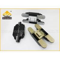 Wholesale European Invisible Heavy Duty Door Hinges 180 Degree 200*32*32*42mm from china suppliers