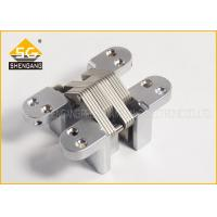 Buy cheap Furniture Cabinet 180 Degree Invisible Internal Door Hinges 116*27.8*41mm from wholesalers