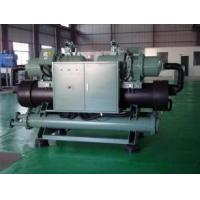 Buy cheap Industrial Screw Compressor Water Cooled Screw Chiller With R134a Refrigeration , CE / ISO from wholesalers