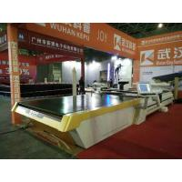 China Military And Camoflage Fabric Automatic Cutting Machine , Industry Cutter Ribbons wholesale