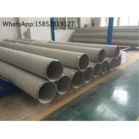 China TP304H , DIN 1.4948 Welded Stainless Steel Pipe and Tube , Heat Treatment wholesale