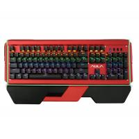 Rainbow Mechanical Gaming Keyboard Multimedia AULA SI-2029 455*215*47mm Dimension