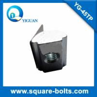 Wholesale spring slot nut for 45 series of industrial profile system from china suppliers