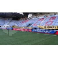China Outdoor P16mm Sports Perimeter Stadium Led Screen SMD 128 Square Meters wholesale