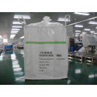 Wholesale Duffle Top PP Bulk Bag For Packaging L-Lysine Sulphate / Industrial Bulk Bags from china suppliers