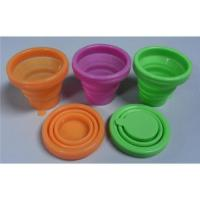Wholesale Factory offer easy take silicone cup for travel from china suppliers