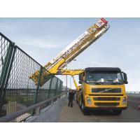 China Platform Type Bridge Inspection Truck chassis VOLVO 8x4 309KW(420HP) wholesale