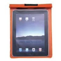 Wholesale Fashion Plastic Waterproof Pouch Bag High Safety For Tablet PC / Ipad from china suppliers