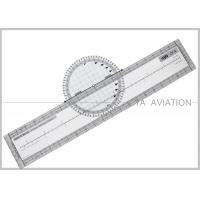 Wholesale Durable Lexan Plastic Rotating Flight Plotter for Flight School Students CP-R from china suppliers