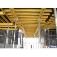 Wholesale Steel Prop Slab Formwork Systems , Trolley Movable Shuttering For Concrete Slab from china suppliers