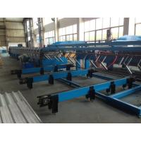 China Auto Stacker Double Layer Roll Forming Machine with Hydraulic Decoiler 15m/min wholesale