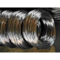 High Press Stainless Steel Rope Wire , Heat Treating Astm A564 17-4ph Ss Wire Rod