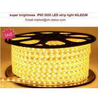 Wholesale ip65 110v/220v  5050 led flex strip light 100m per roll from china suppliers