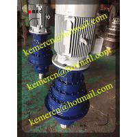 custom built planetary gearbox reduction gearbox for plate bending machine
