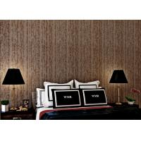 China Classic Printed Nonpasted MoistureProof Non Woven Wallpaper For Bedroom wholesale
