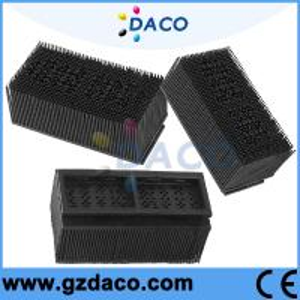 Bristle block used on takatori cutter, high quality takatori bristle blocks