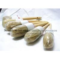 "Wholesale 1"" / 2""  Wooden Handle Round Edging Paint Brush , Synthetic Pure Bristle Paint Brushes from china suppliers"