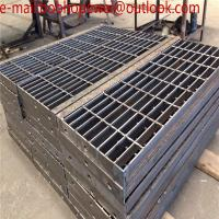 Wholesale Mild Steel Grating Galvanized Grating Metallic Drainage Bar Grating/stainless steel grating for floor parking lot from china suppliers