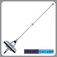 Stainless Steel Mast AM FM Car Antenna One Section , Car Roof Antenna