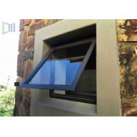 Customized Double Glazed Aluminum Awning Windows For Residential Building