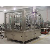 Wholesale Soda Water / Beer / Orange Juice Filling Machine 4 In 1 Monoblock For Plastic Bottle from china suppliers