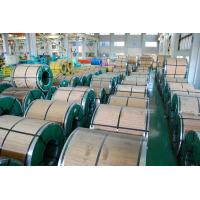 Wholesale Prime Hot Rolled Steel Coils AISI / JIS 301 / 304 / 304L / 316L, No.1, 2B, No.4, HL Finish With Custom Length from china suppliers