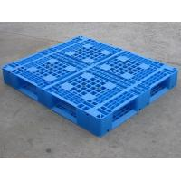 Wholesale Chinese best plastic tray with bottom decussation use in storage,warehouse,transportation from china suppliers