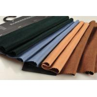 Wholesale 57 / 58 Inch Warm Soft Woven Wool Fabric Wool Upholstery Fabric Custom from china suppliers