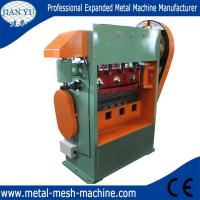 China PLC Control Light Type Expanded Metal Machine wholesale