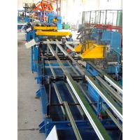 Quality U-bending Freezer / Refrigerator Assembly Line Automatic Roll Forming Lines for sale