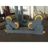 Wholesale 50 / 60 Hz Heavy Duty Pipe Roller Stands Drive By 3kw Motor Power from china suppliers