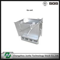 Zinc Flake Coating Machine Parts Go Cart With ISO9001 Certificate