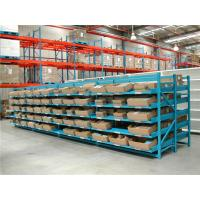 Buy cheap Heavy Duty Carton Box Industry Warehouse Racking Systems CE Certified from wholesalers
