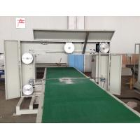 Standard 2D PU CNC Foam Cutting Machine / Equipment Adjustable 6m / min