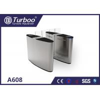 Sliding Gate Turnstile Stainless Steel Waist-high Security Access Control