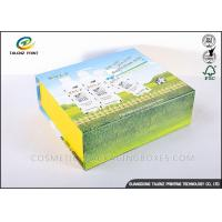 Wholesale Handmade Foldable Gift Boxes Colorful Appearance Excellent Scratch Resistance from china suppliers