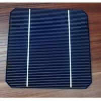 Wholesale 156x156 Monocrystalline Solar Cells 4.5Watt with Efficiency 19.0% from china suppliers