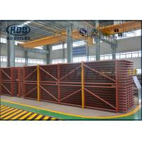 Wholesale Condensing CFB Boiler Economizer Coil / Economiser In Power Plant ASME Standard from china suppliers