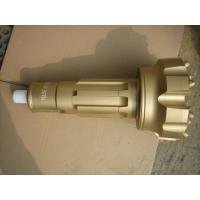 Gold concave spherical 8 inch DTH drilling  tool SD8 of drill bit 241 mm