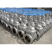 BW OS&Y BB Full Port  API600 Gate Valve 150#-2500# Pressure BS 1414 Gear Operated