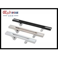 Wholesale Hollow Kitchen Cabinet Handles And Knobs 160mm Aluminum Assembly T Bar Simple Modern Pulls from china suppliers