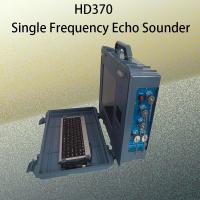 New Echo Sounder 0.3m~600m Water Depth Measuring in Engineering Construction