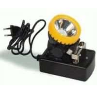 cordless LED mining lamp, ATEX/CE marked miners cap lamp